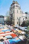 Cahor market